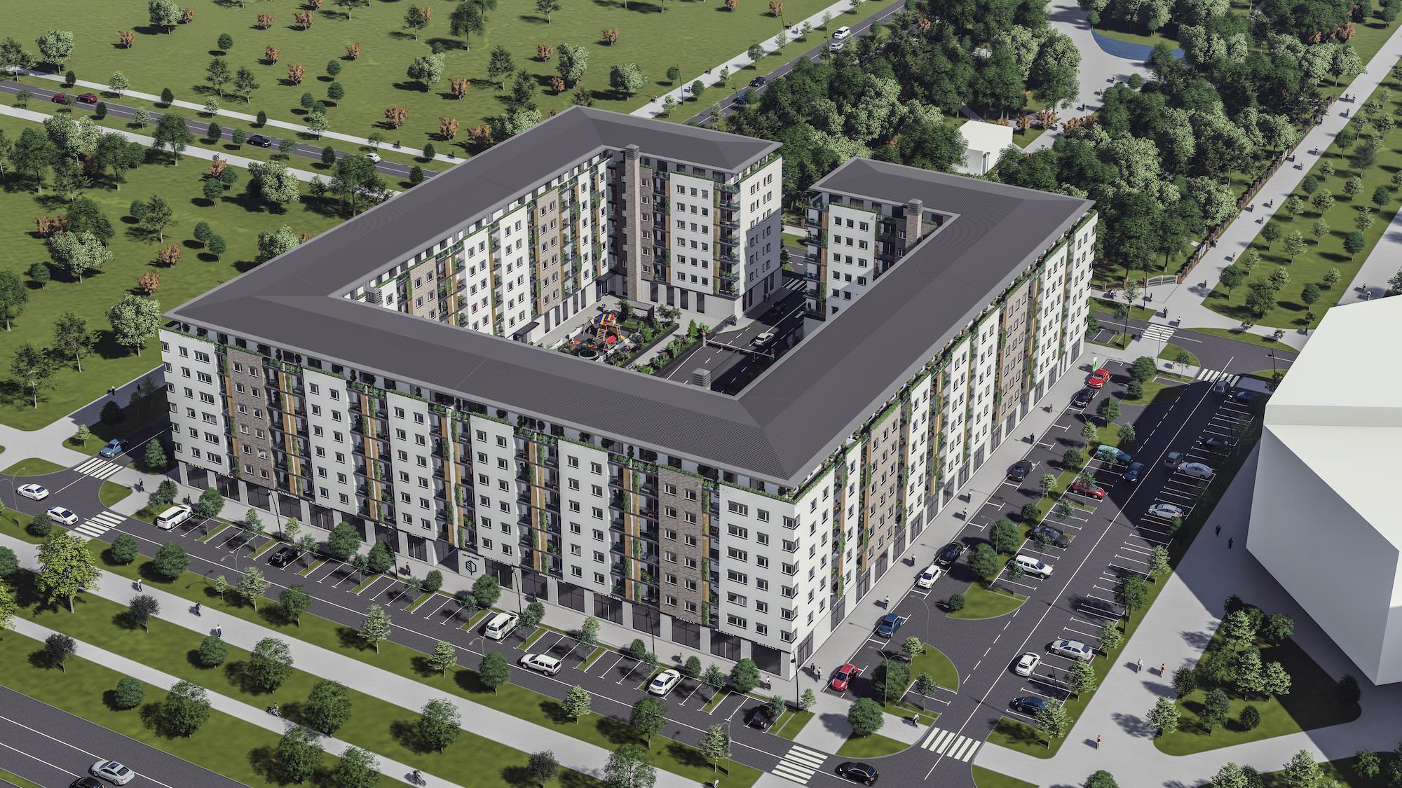 Park Novi Residence Novi Sad